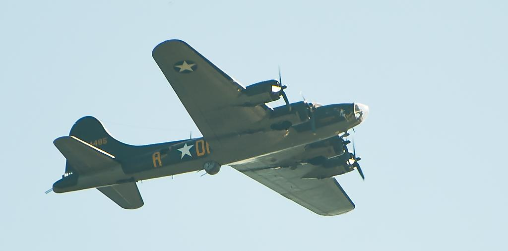 WWII Bomber by PapaST in Member Albums
