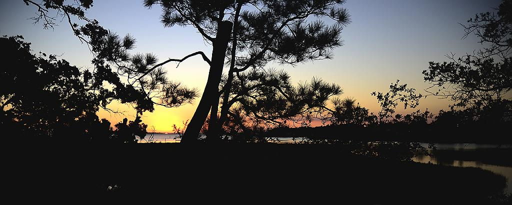 Sunset on the Mississippi Gulf Coast by grandpaw in Member Albums