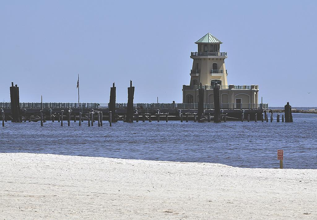 Beau Rivage lighthouse by grandpaw in Member Albums