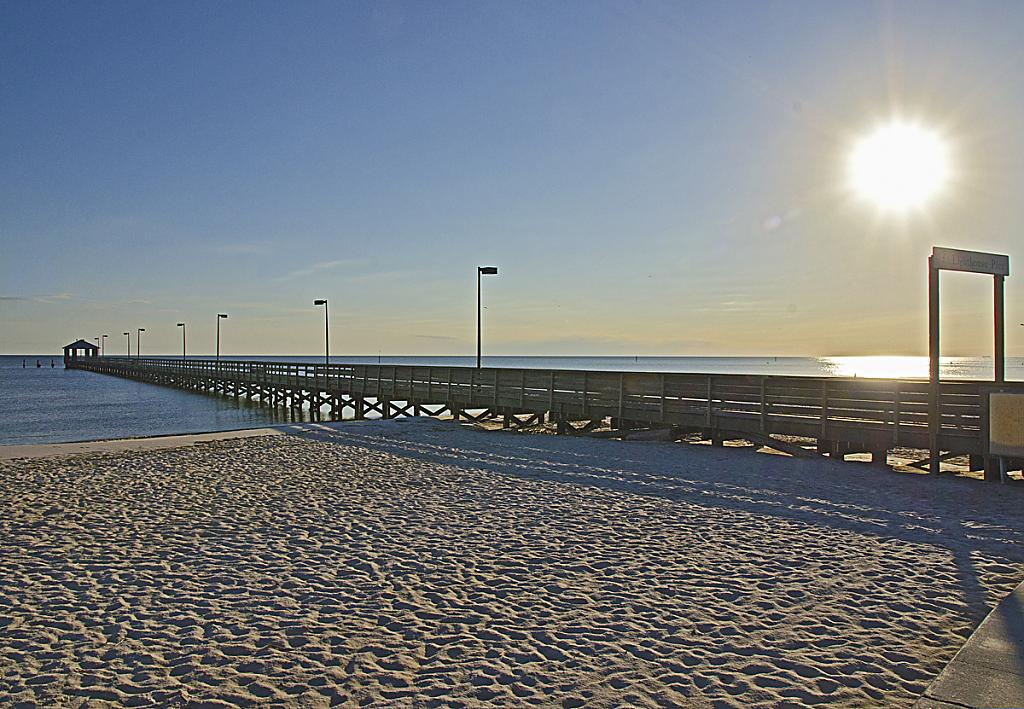 biloxi sunset by grandpaw in Member Albums