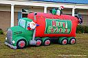 Christmas 18 wheeler by grandpaw in Member Albums