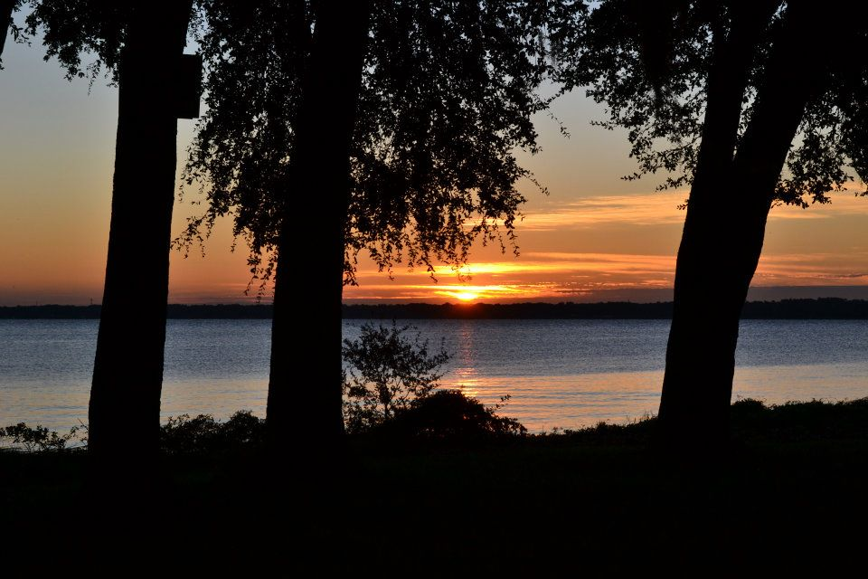 St Johns River Sunrise by madcapmagishion in Member Albums
