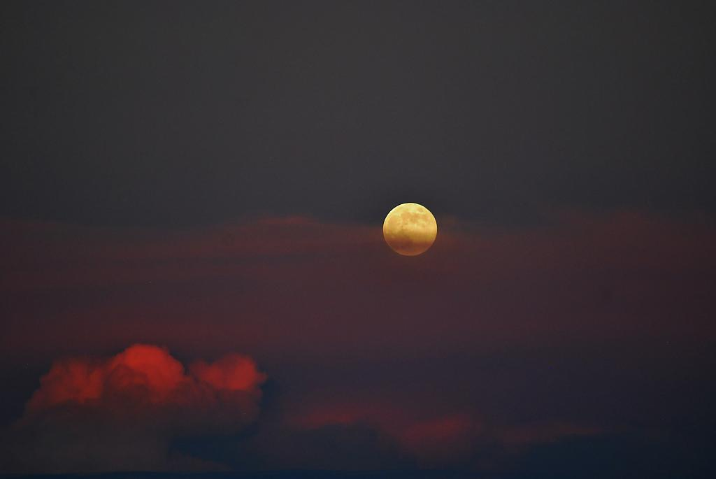 Harvest Moon by redwolf in Member Albums
