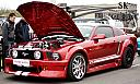 Ford Shelby GT500 Mustang by Sophy