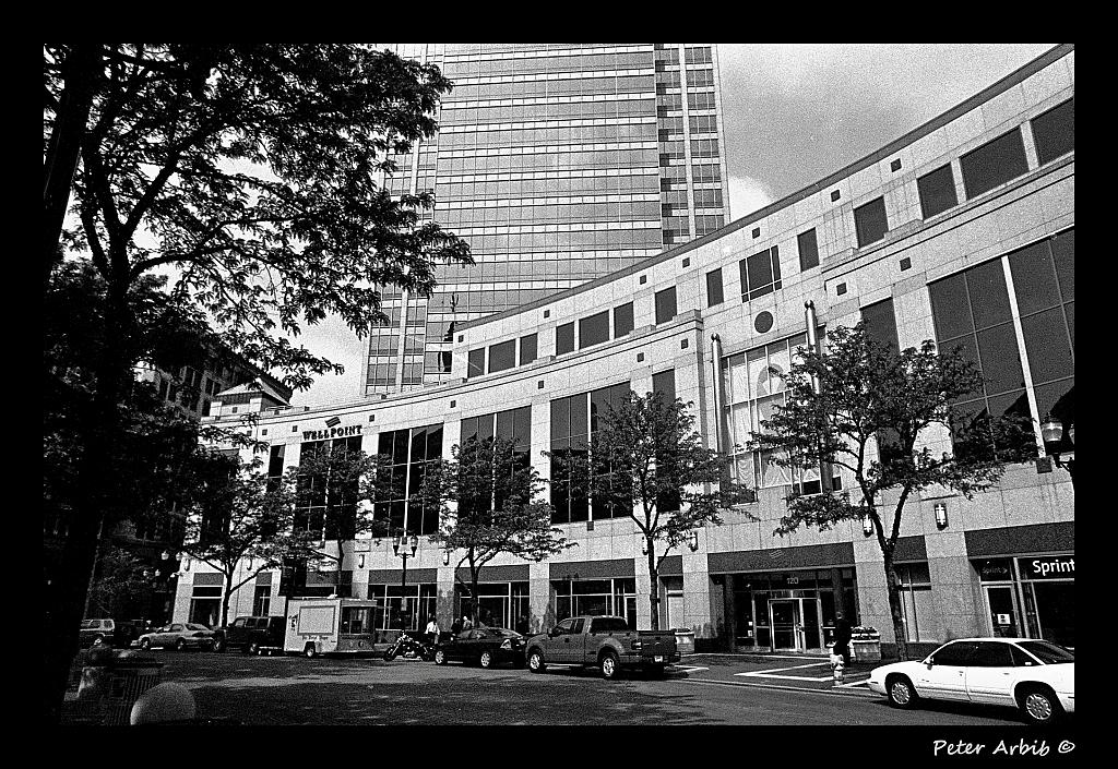 Around Monument Circle by F2-Man in Member Albums