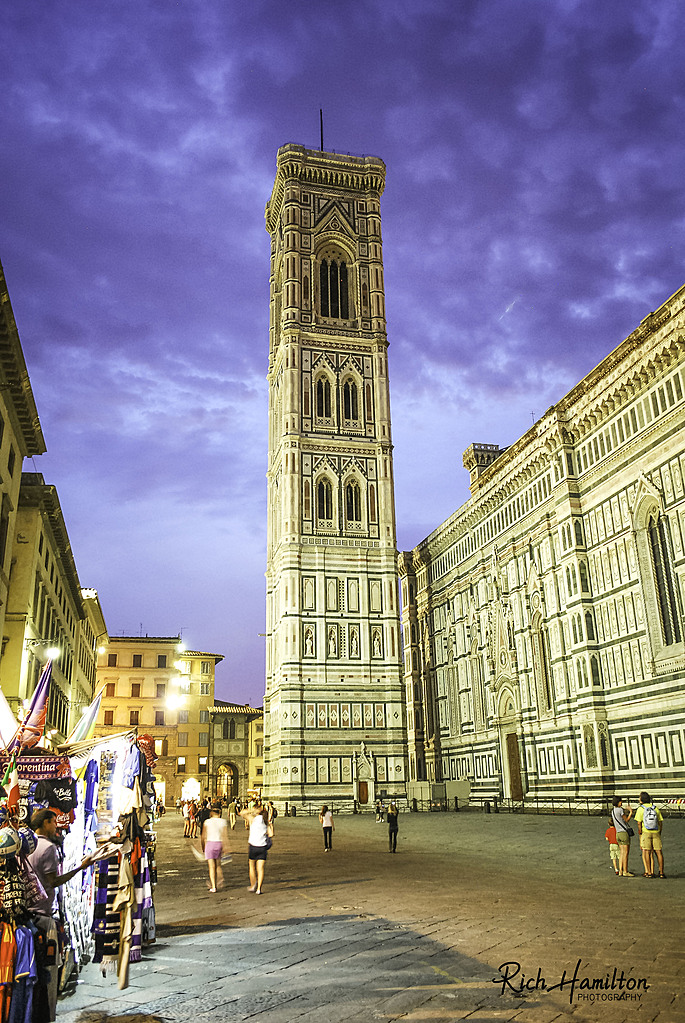 florence at night by hambonebtc in Member Albums