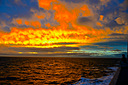 North Sea Sunset by SPJ in Member Albums