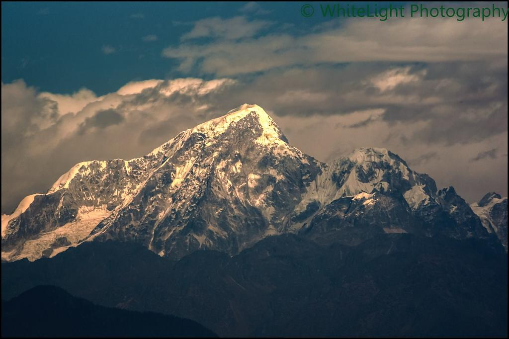 Himalayas - HDR by WhiteLight in Member Albums