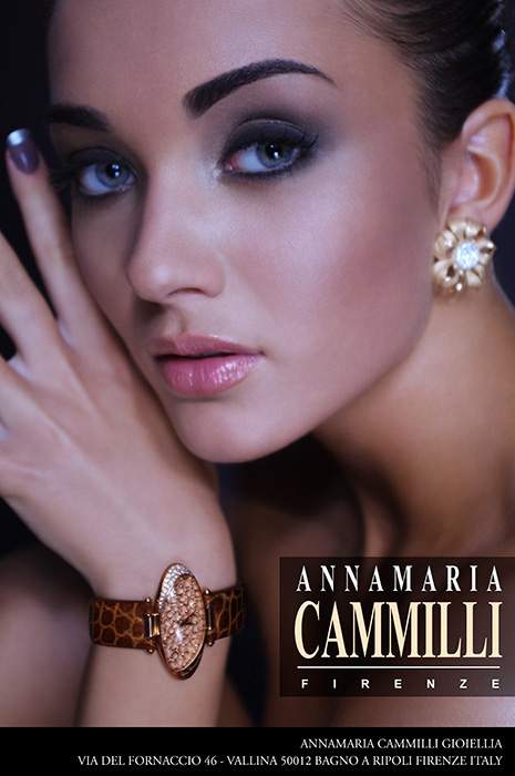 Anna Maria Cammilli watch campaign by JulianK in Member Albums