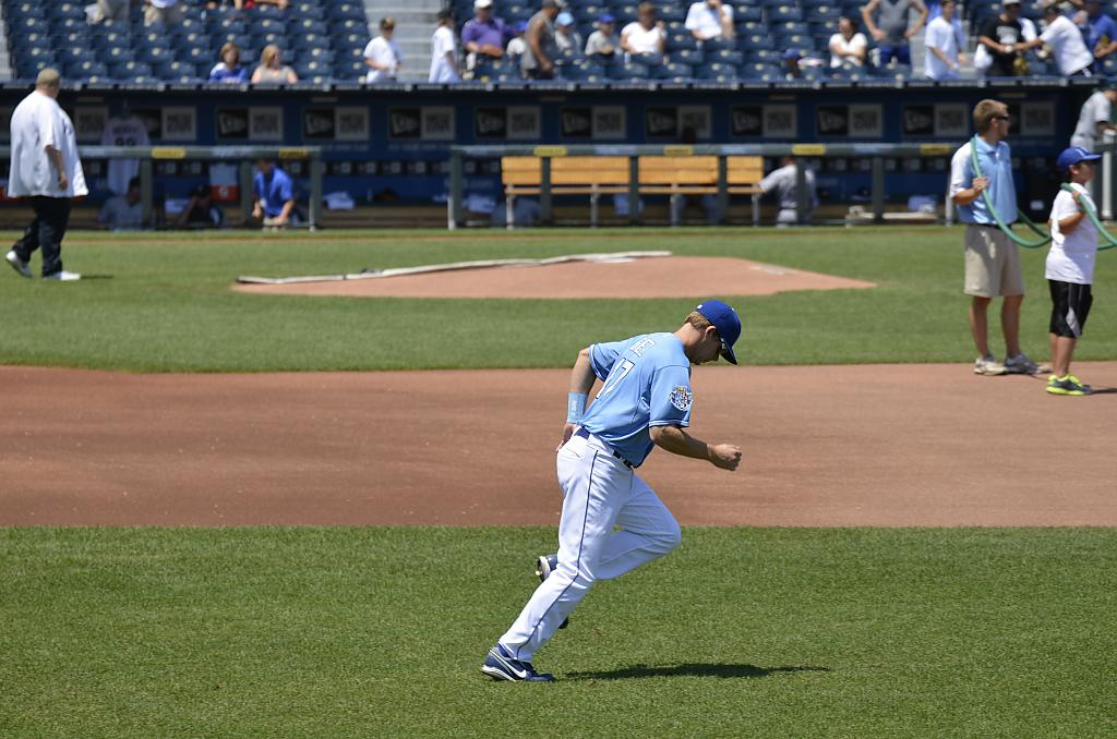 getz warming up small by RookieDSLR in Member Albums