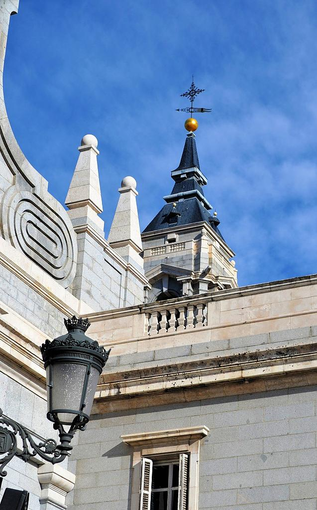 National Palace, Madrid, Spain by stobert in Member Albums