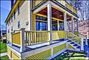 yellow porch hdr by TedG954