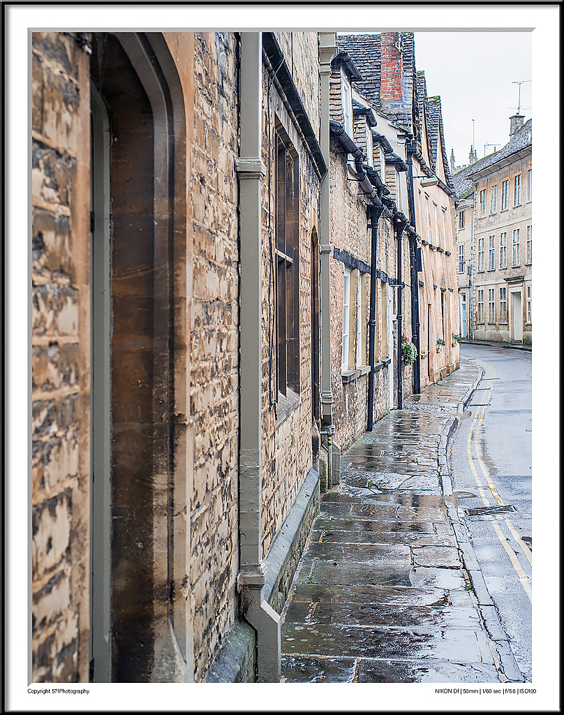 HDR in town on a very wet day by Iansky in Nikon DF