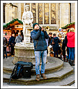 Bath Christmas stalls and characters by Iansky in Nikon DF
