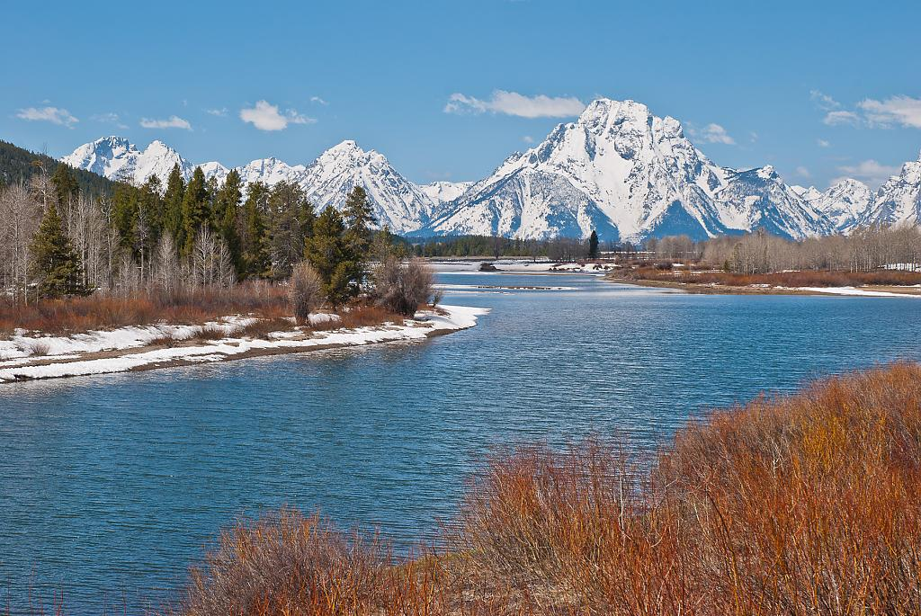 Oxbow Bend by N_Addy in Member Albums